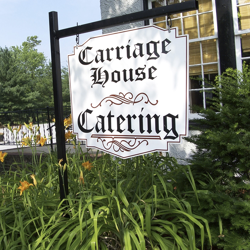 Privilege Executive Chauffeured Carriages Home: Carriage House Catering